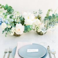 Charming Montauk in Texas Color Collab Austin Wedding Venue Hoffman Haus Austin Wedding Photographer Honey Gem Creative