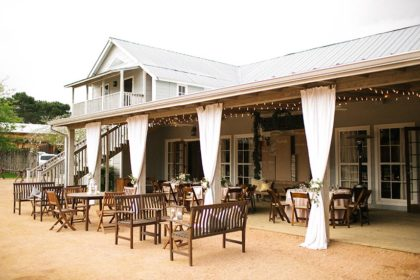 8 romantically rustic austin wedding venues