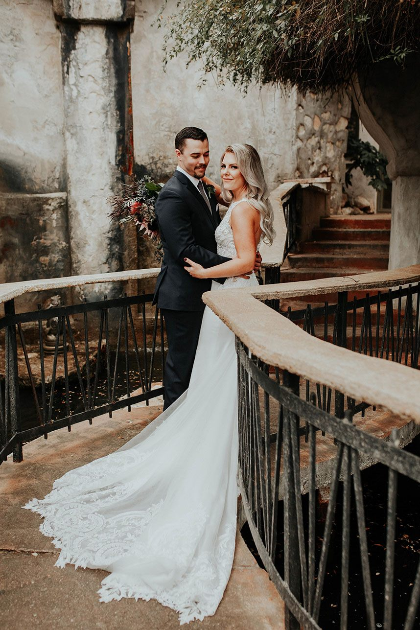 Moody Outdoor Wedding Walkthrough with Pearl Events Austin