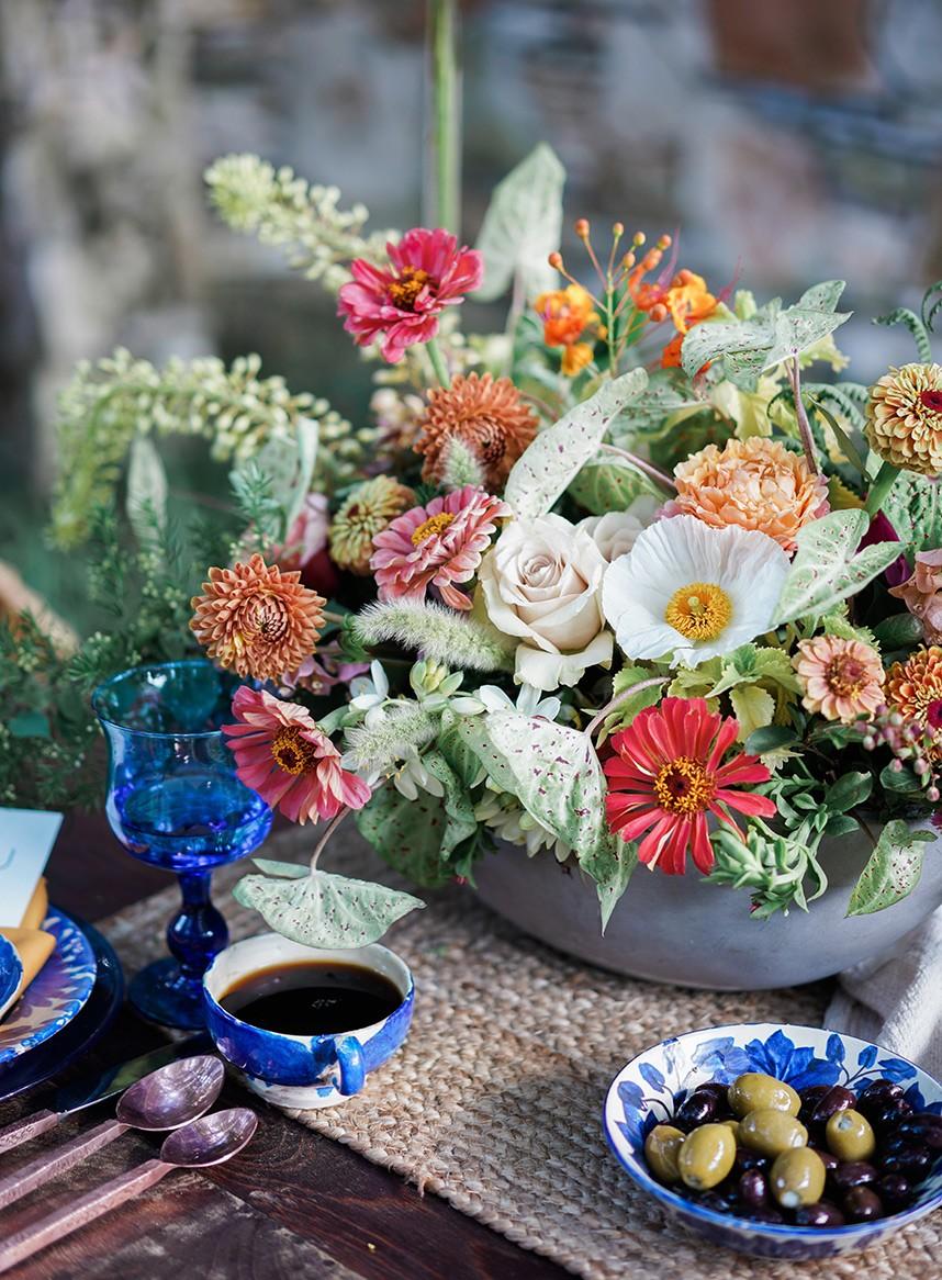 Austin wedding florists