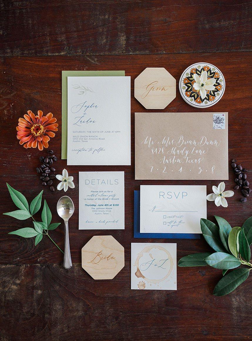 austin invitation designers
