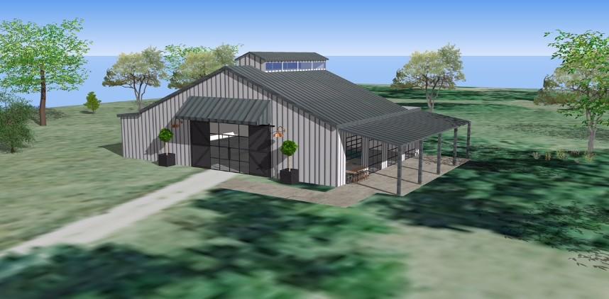 austin-area modern farmhouse venues