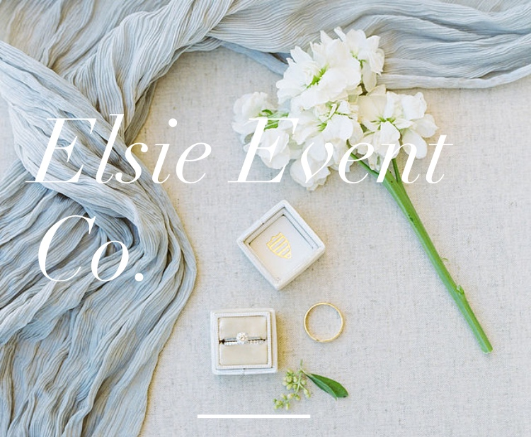 Elsie Event Co. Wedding Planner
