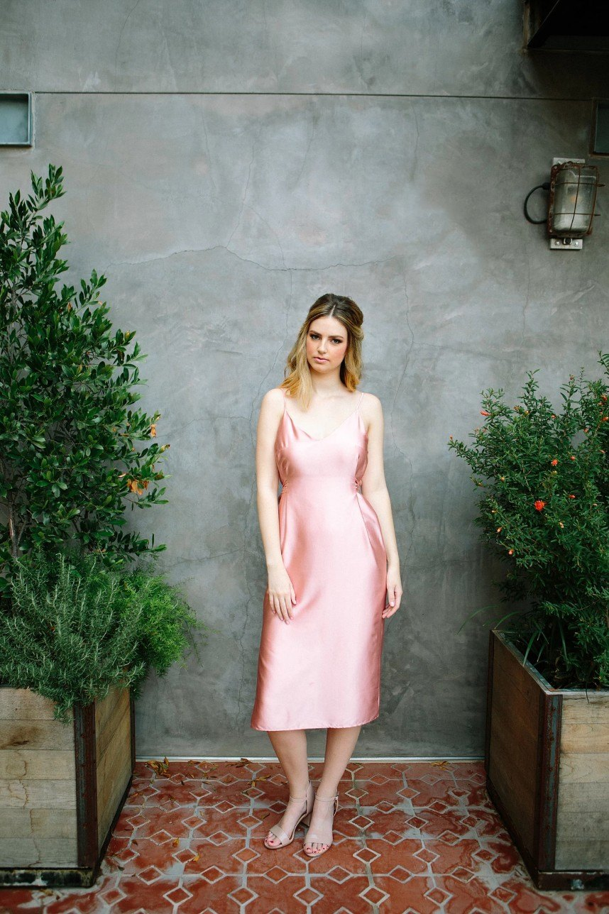 Margaret Collection Bridesmaid Dress