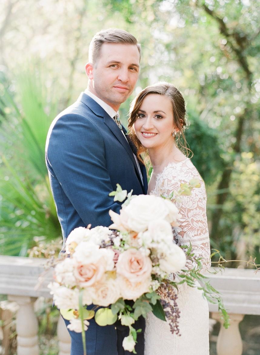 Kathleen Matthews Weds Jared Anderson Modern Al Fresco Austin Wedding Captured by Sophie Epton Photography