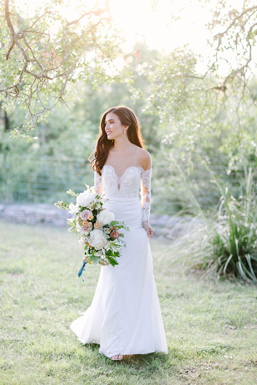 austin bridal fashion trends of 2018