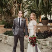 Michele Davis Weds Dr. Ryan Schmidgall Autumn Italian Inspired Wedding from Westcott Weddings