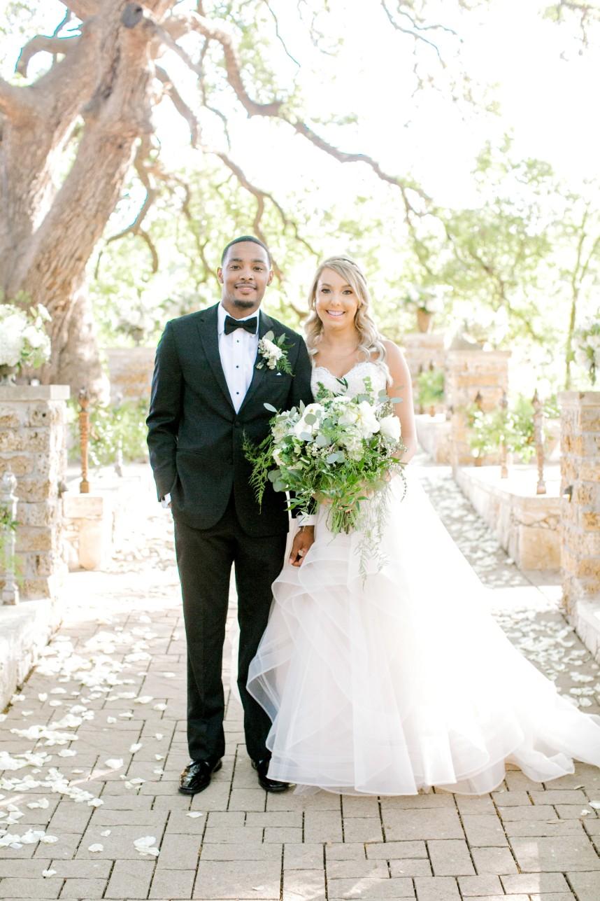 Katie Jacobson Weds Jarrius James Pastel Southern Wedding at Camp Lucy