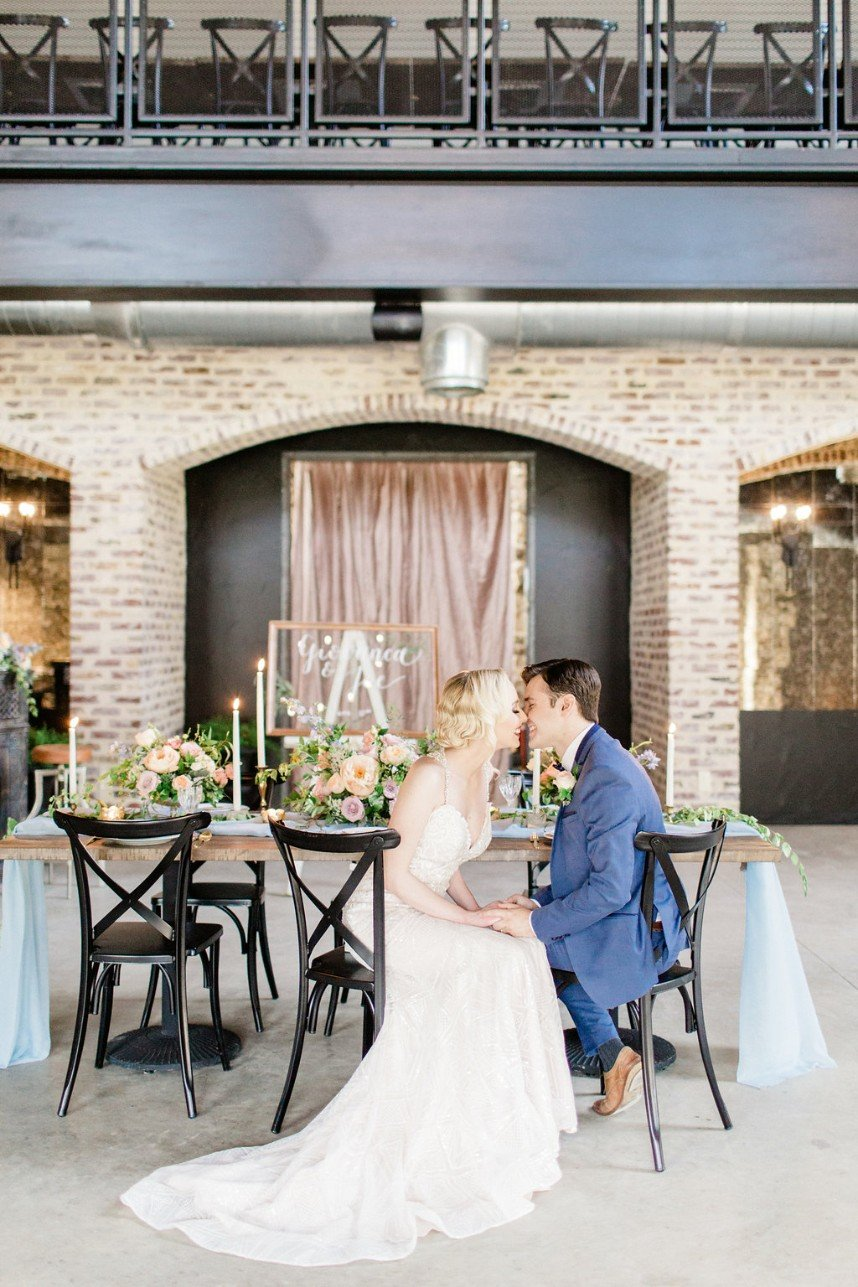 touch of whimsy austin wedding planner styled shoot