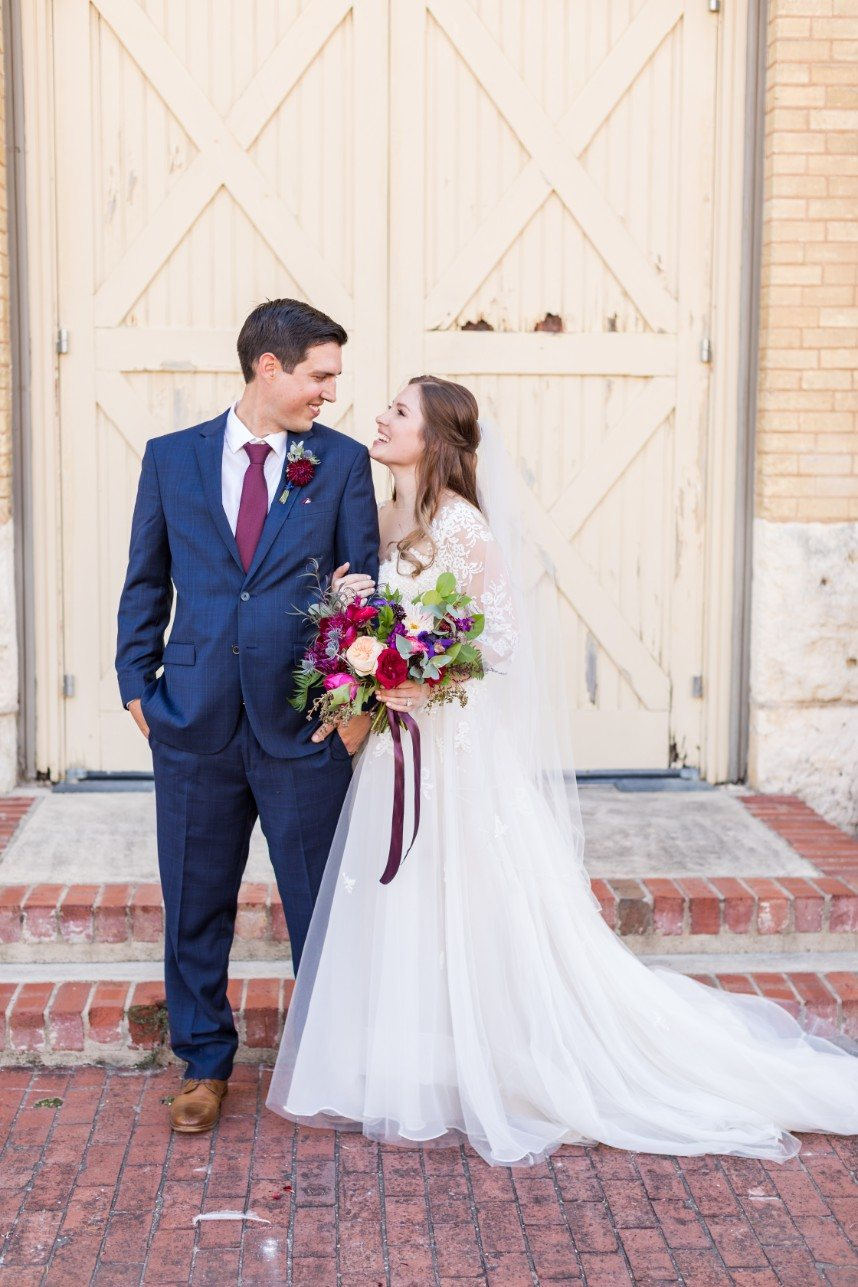 touch of whimsy austin wedding planner wedding details
