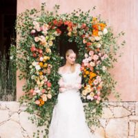 modwest: a modern southwest-inspired bridal collection from austin wedding photographer kristin la voie