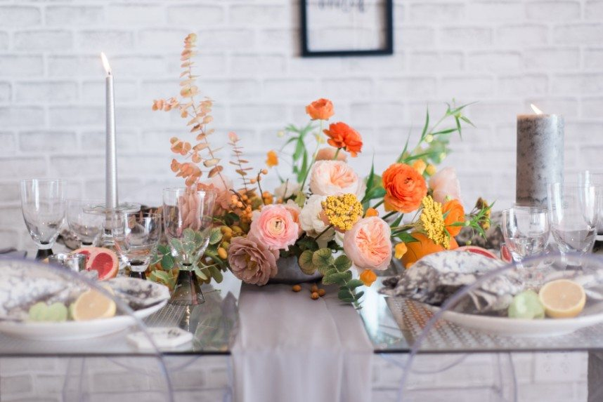 trademark weddings styled shoot