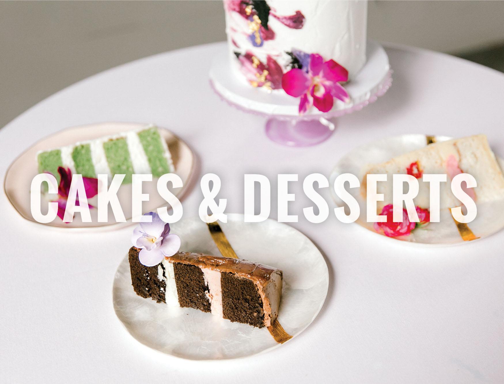Austin Wedding Cakes & Desserts