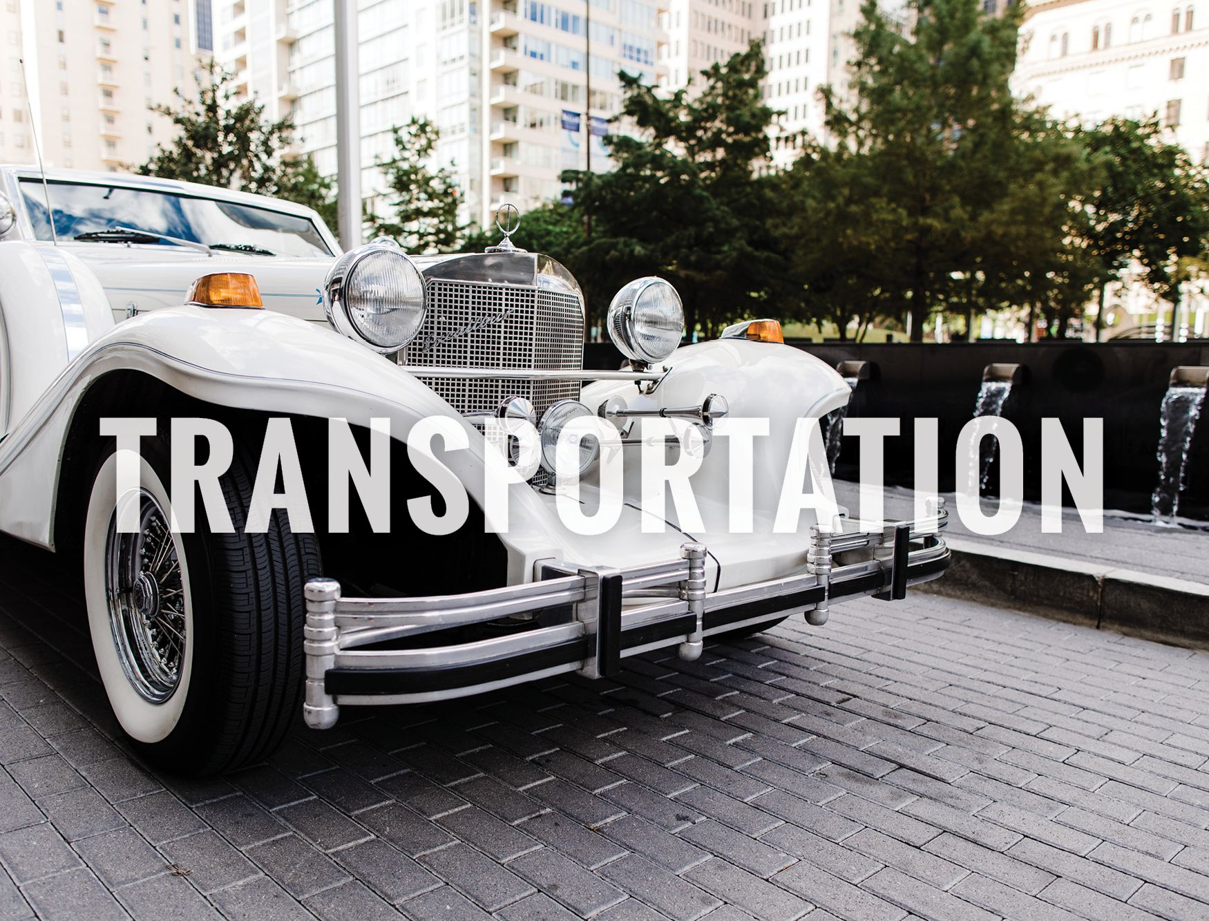 Austin Wedding Transportation Vendors