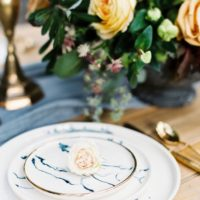 olive + belle events styled shoot