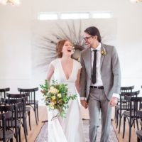 Organic Modern Wedding Inspiration from Lovely Day Events Austin