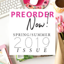 PRE-ORDER NOW!!! The Spring/Summer 2019 issue of Brides of Austin is a must have for the planning bride-to-be! You'll love browsing through 240 pages of local Austin wedding inspiration via fashion editorials, styled wedding settings, real Hill Country weddings and more! ORDER NOW to have your copies delivered to you before they hit newsstands!