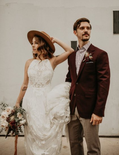 free-spirited urban elopement inspo from nikk nguyen photography