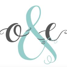 Owl & Envelope Calligraphy, Invitations