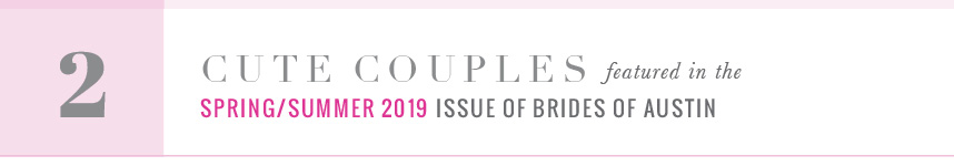 Countdown to the Brides of Austin Cover - Two Cute Couples
