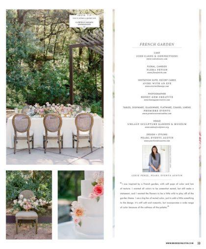 BridesofAustin_SS2019_InStyle_FrenchGarden_Honey-Gem-Photography_003