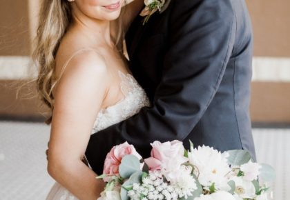 Allison Walzel Weds Dr. George Keng Classic Elegant Austin Wedding at The Driskill from Mrs. Planner