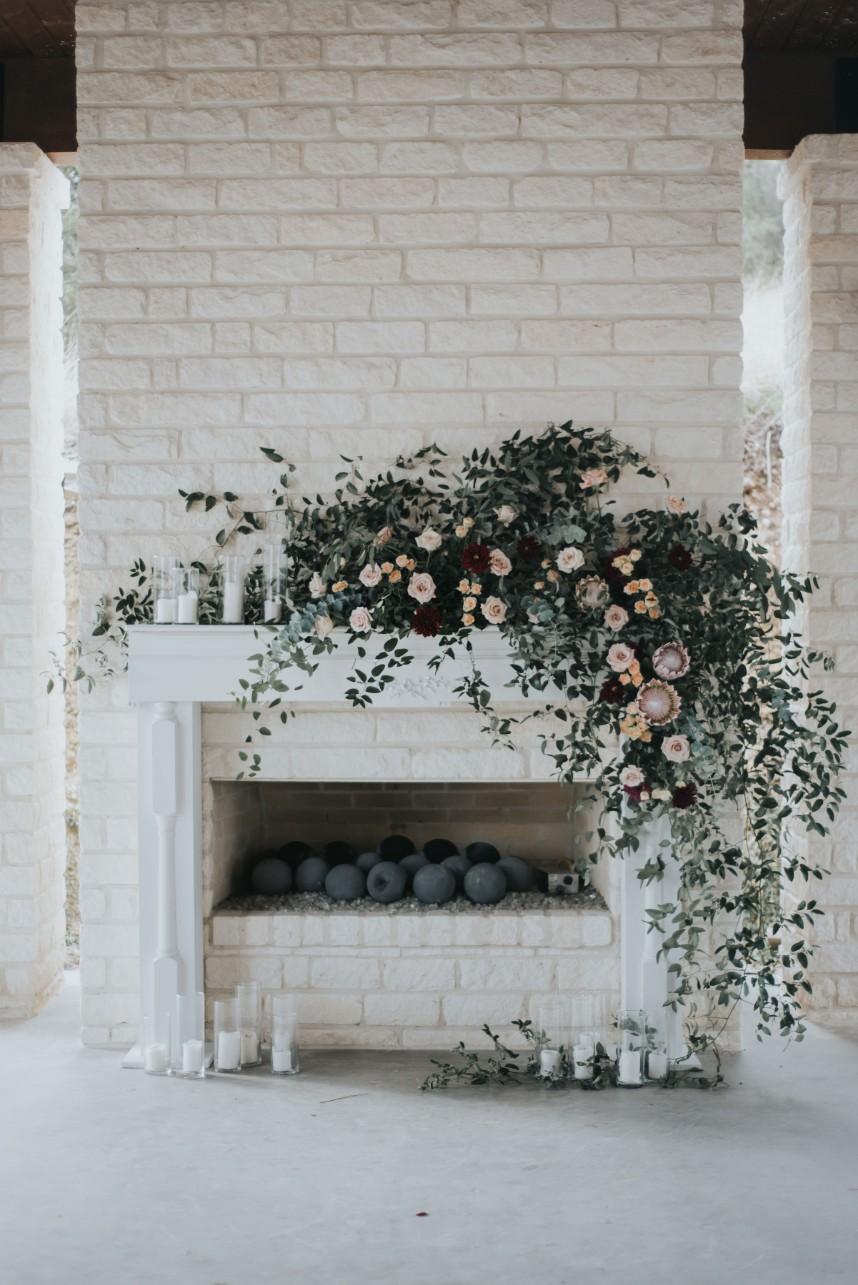 Hidden falls wedding venue