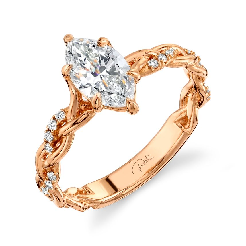 kirk root designs luxury wedding jewelry