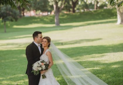 Amanda Eastman Weds Daniel Little Traditional Wedding at The Driskill from Kristin Catter Events