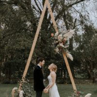 Carrigan Whiteley Weds Jared Pavlicek Romantic Organic Austin Wedding at Barr Mansion