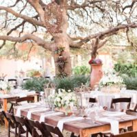 wild onion ranch outdoor reception