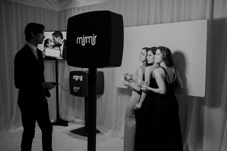 MirMir Austin Entertainment + Photo Booth