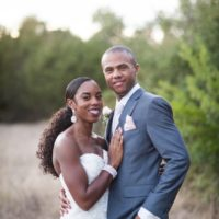 Venetia Coleman Weds Steven Abron Jr. Intimate Hill Country Wedding from Sasha Haagensen Photography