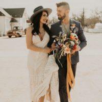 vintage texas wedding inspiration