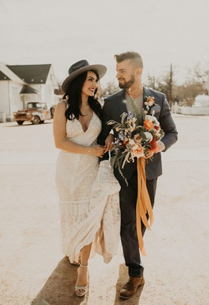 vintage texas wedding inspiration