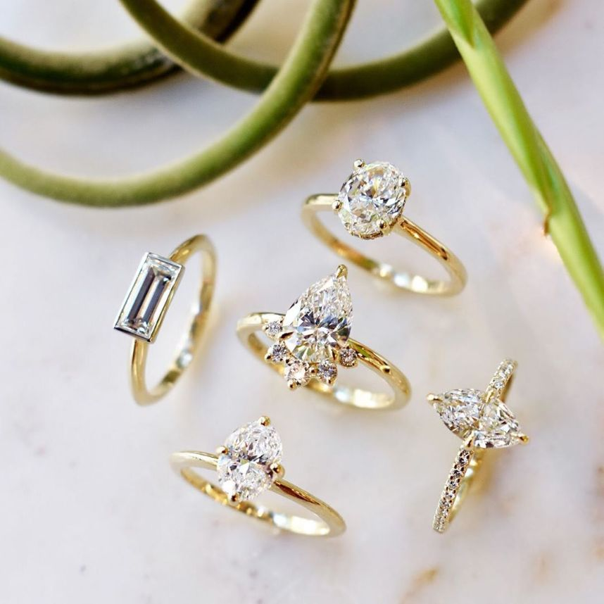 3 Reasons Why You Should Go Custom Wedding Rings from Expert, Eliza Page