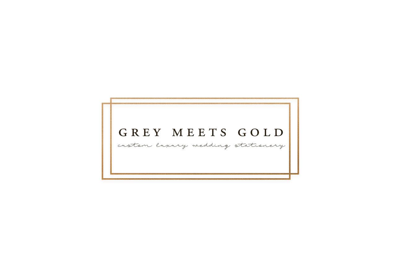 Grey Meets Gold - Austin