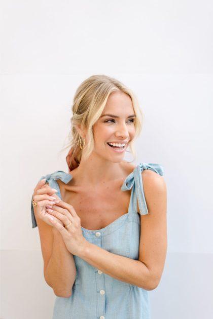 behind the beauty spotlight on editorial beauty looks