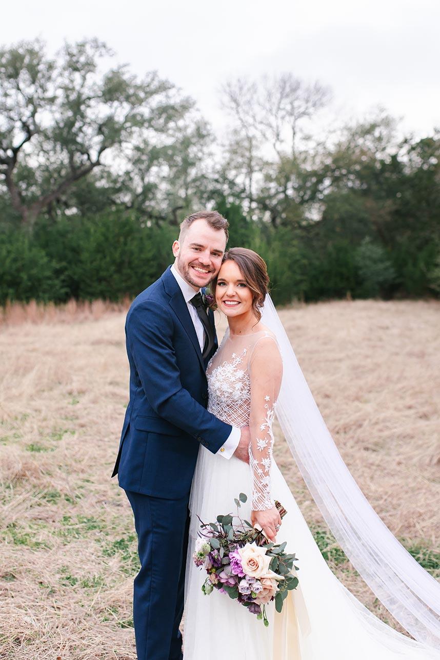 Rachel Cain Weds David Flynn III Organic Wildflower Inspired Wedding at The Addison Grove
