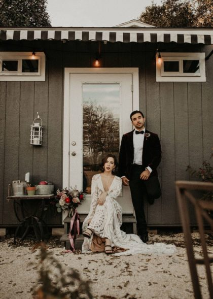 non-traditional cottage wedding inspo from nikk nguyen and wildly cultivated