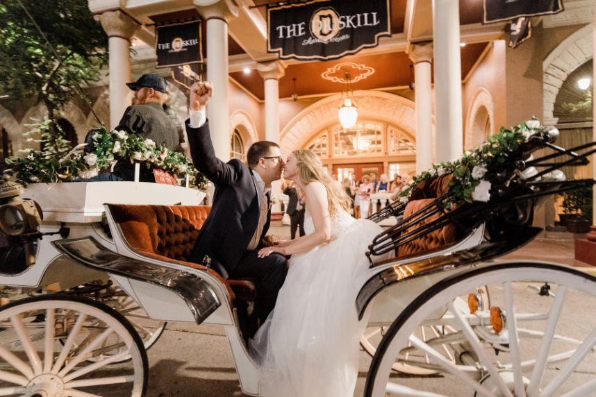 the driskill wedding weekend