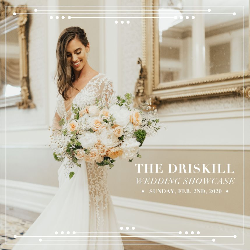 Calling All Engaged Gals to the Driskill Wedding Showcase!