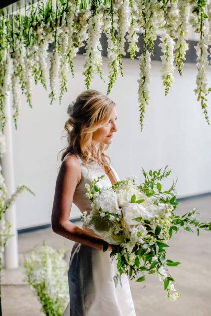 Timeless Wedding Austin Wedding Florist Event Planner Jordan Flowers and Events