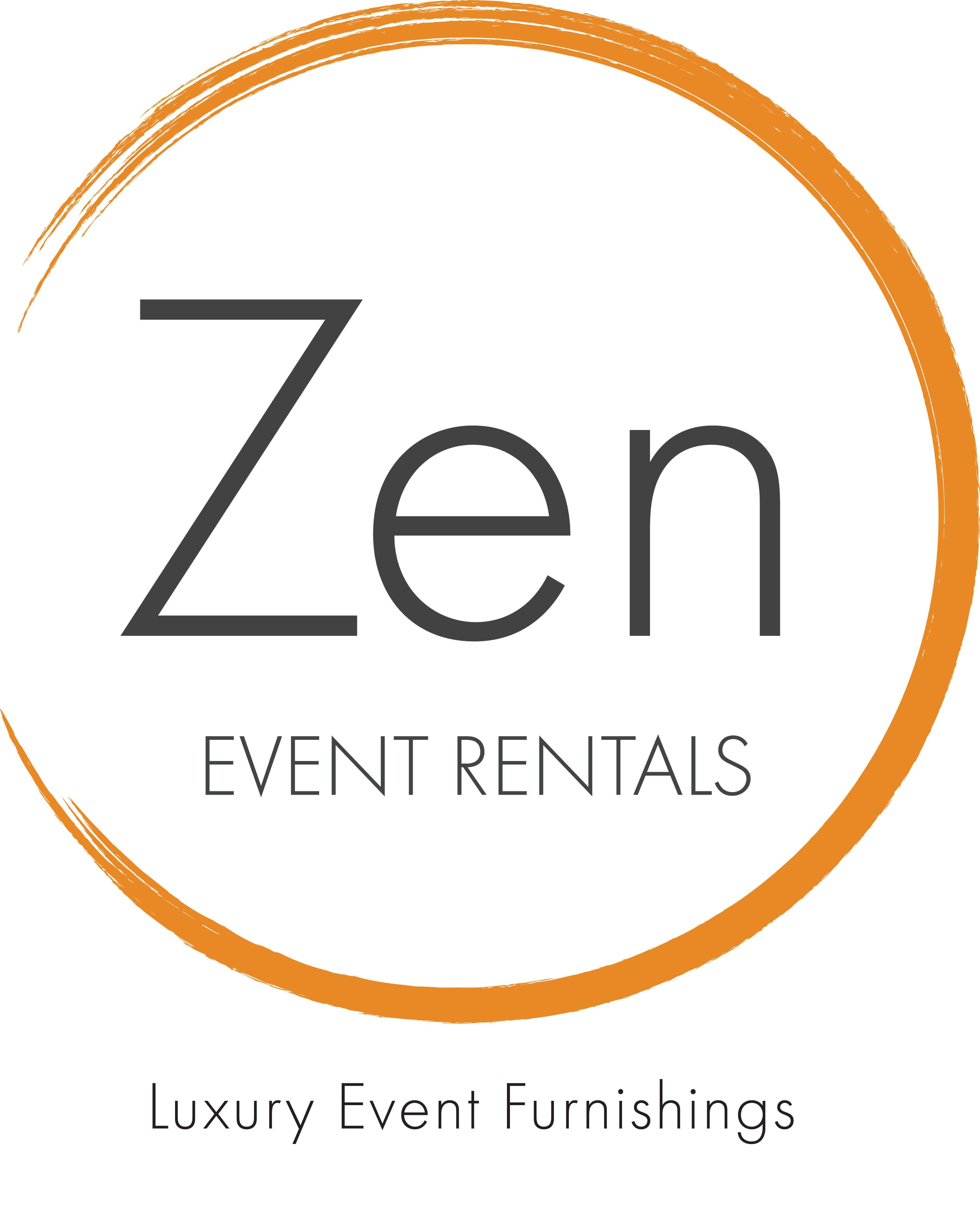 Zen Event Rentals Rentals