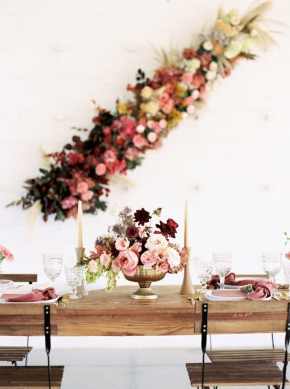 Warm Weather Bride Austin Wedding Planner Middleton Events Austin Wedding Florist Wildly Cultivated
