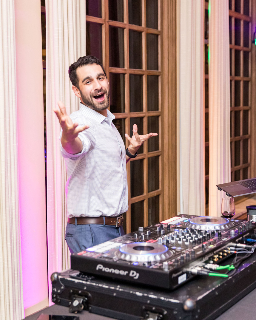 Have the Ultimate Dance Party at your Wedding
