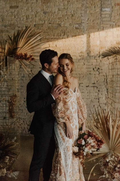 Ultimate Bohemian Wedding Inspiration Austin Wedding Beauty LUSTREbella Austin Wedding Attire Unbridaled