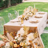 Fall Toned Wedding Inspiration Austin Wedding Venue The Woodbine Mansion Austin Wedding Florist Remi & Gold