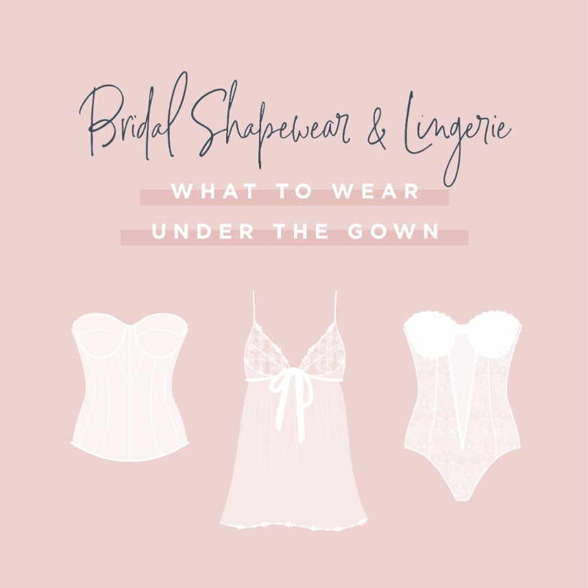 bridal shapewear and lingerie