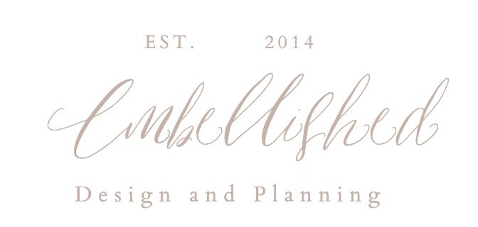 Embellished Event Planning - Austin Wedding Wedding Planner